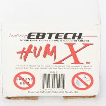 Ebtech Hum X