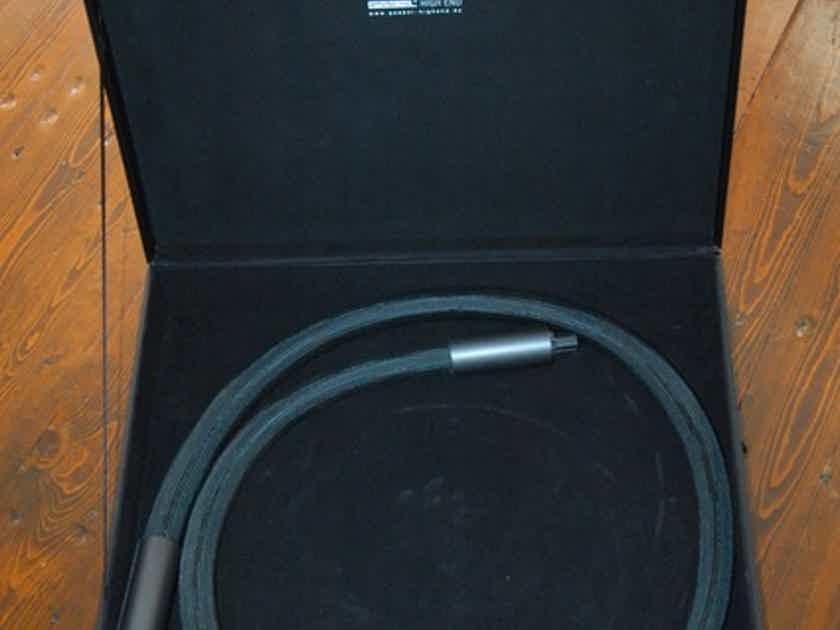 Goebel Lacorde Statement power cable 1,8 metre