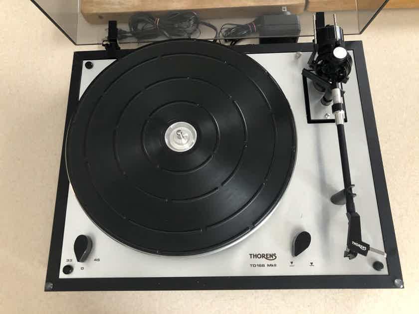 Thorens TD166 MKII / 681 EEE Stylus