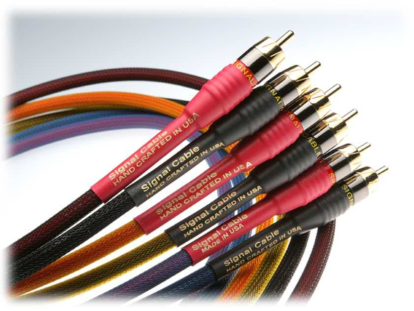 Signal Cable Inc. Analog int Interconnects!