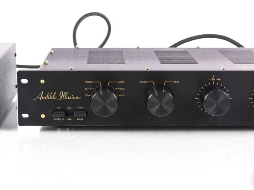 Audible Illusions Modulus 3A Stereo Tube Preamplifier; 3-A; MM Phono (20123)