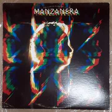 Phil Manzanera / Manzanera - K-Scope 1978 NM- White Lab...