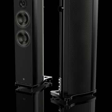 Wilson Benesch Vector Black Titanium Finish