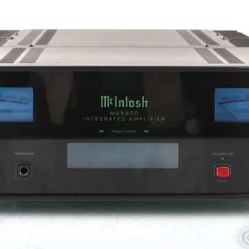 McIntosh MA5200 Stereo Integrated Amplifier