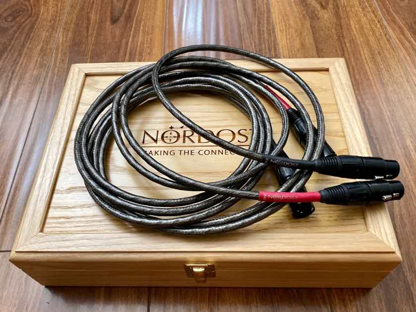 Nordost Tyr balanced Interconnect XLR - 2 meters