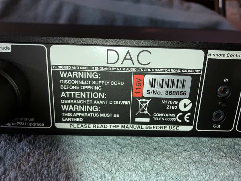 Naim DAC, , a big upgrade for Naim equipment or use with others, free ship in US