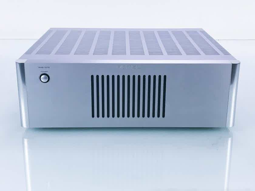 Rotel RMB-1575 5 Channel Power Amplifier; RMB1575; Silver (17345)