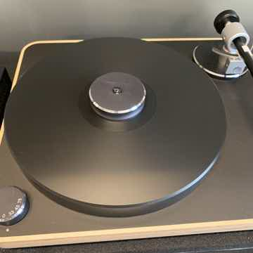 Clearaudio Concept Wood w/ Satisfy tonearm, Maestro V2 ...