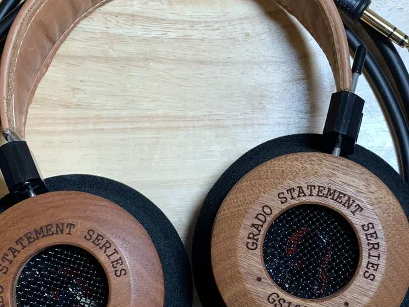 Grado Headphones Statement Series GS1000e