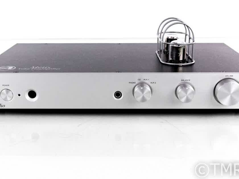 Rogue Audio Metis Magnum Stereo Tube Preamplifier; Remote; MM Phono (20278)