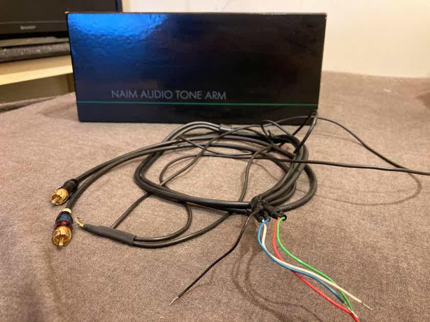 Naim Audio ARO tonearm phono cable