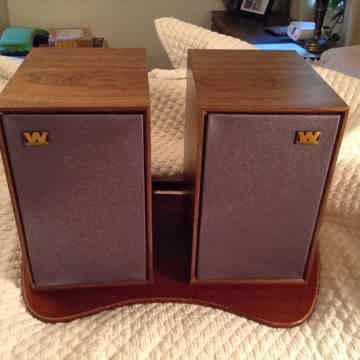 Wharfedale Denton 80 Anniversary monitors