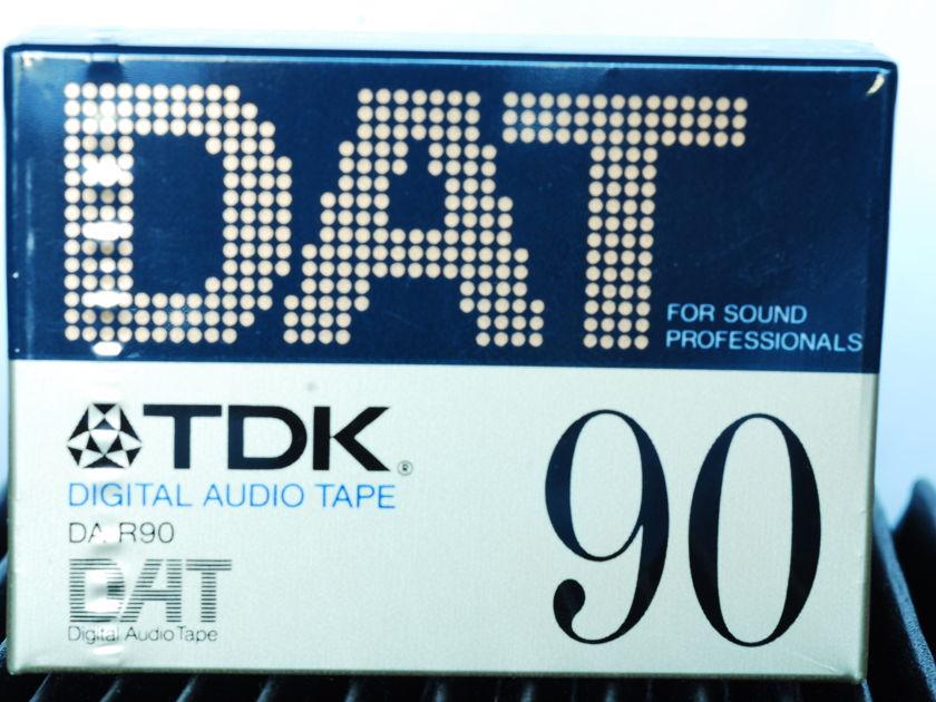 TDK DA-R90  - NEW Digital Audio Tape - PRO