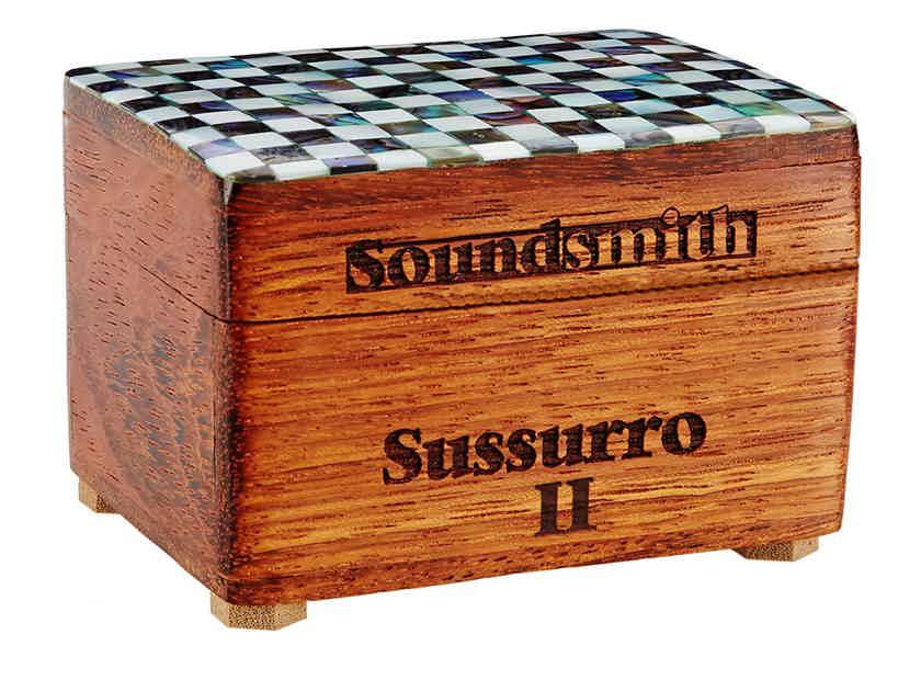 Soundsmith Sussurro MKII Moving Iron Cartridge