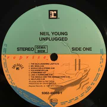 Neil Young Unplugged