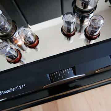 Voxativ T-211 Single-Ended Integrated Amplifier