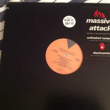 Massive Attack  Unfinished Sympathy 12 Inch EP Promo Vi...