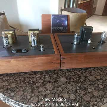 Oswalds Mill Audio PARALLAX PL519