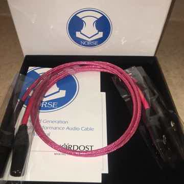 Nordost Heimdall 2 - XLR Interconnect Cables