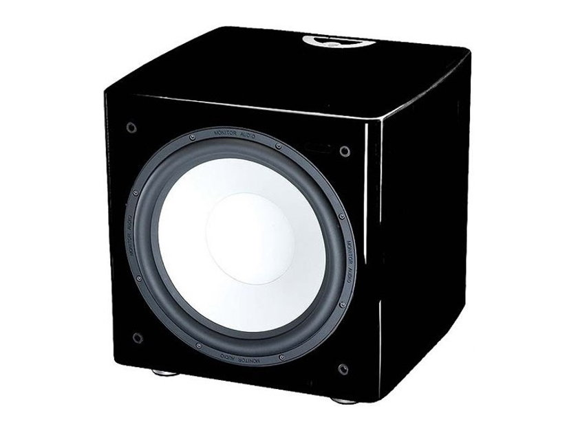 Monitor Audio Platinum PLW15 Subwoofer (Piano Black):  NEW-In-Box; 5 Yr. Warranty; 54% Off