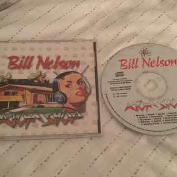 Bill Nelson DGM Records Compact Disc Atom Shop