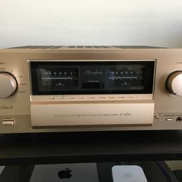 Accuphase E-650 Integrated Amp