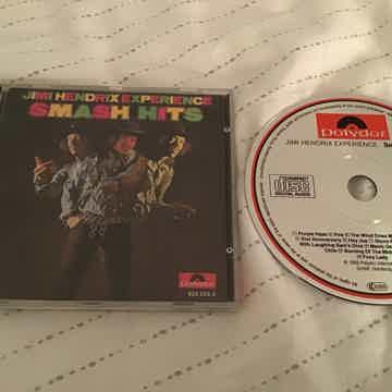Jimi Hendrix Experience  Smash Hits Polydor West German...
