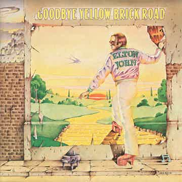 Elton John Goodbye Yellow Brick Road Universal 180g 2LP