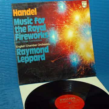 "HANDEL / Leppard  ""Music for the Royal Fireworks"" -"