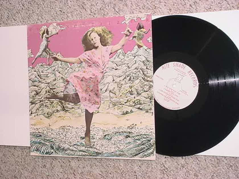 Cindi Titzer lp record - 1980 nite shade records  NR-001
