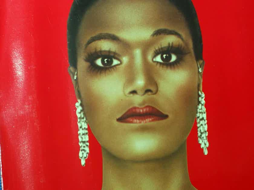 "BONNIE POINTER  - ""(Red Album)"" - Bellaphon 1978 Germany Sealed!"