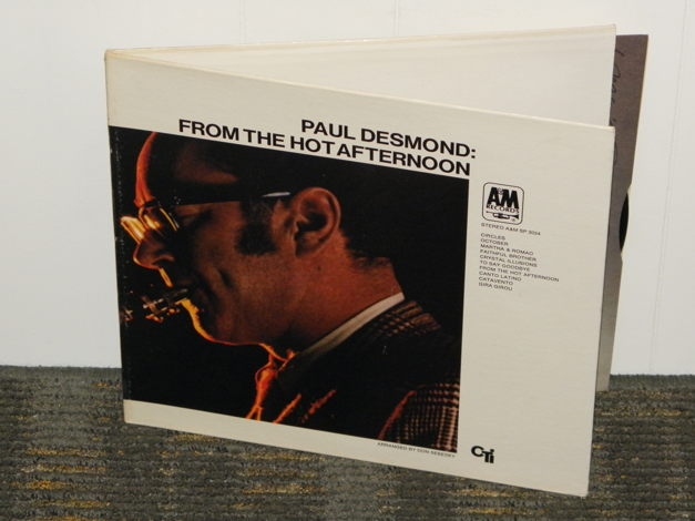 Paul Desmond    From The Hot