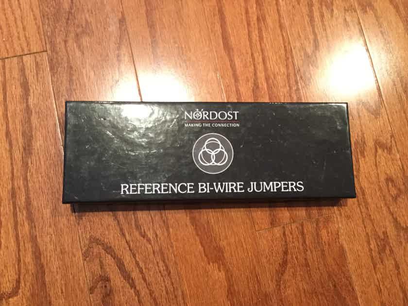 nordost reference biwiring jumper speaker audiogon. Black Bedroom Furniture Sets. Home Design Ideas