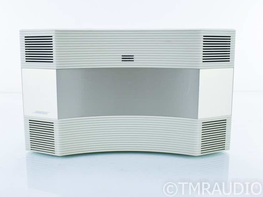 Bose CD-3000 Acoustic Wave Music System; CD Player; AM / FM Radio (18503)