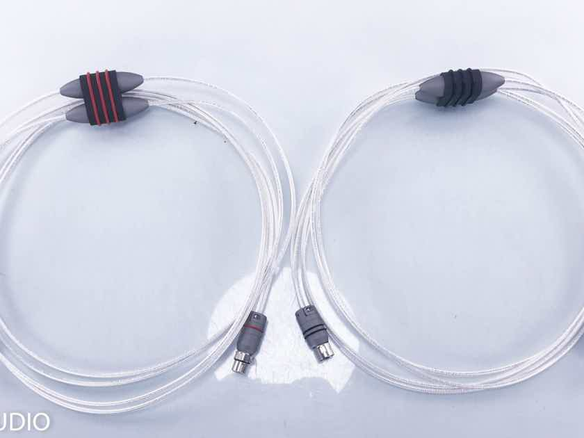 High Fidelity Cables Reveal XLR Cables 3m Pair Balanced Interconnects (14781)
