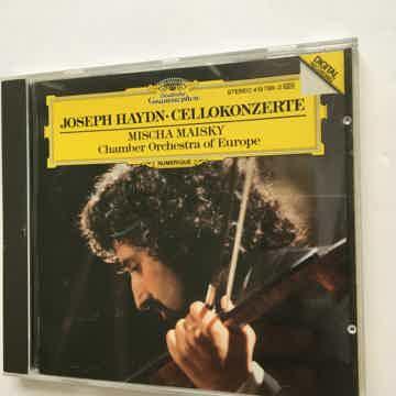 Cd Deutsche Grammophon 1987