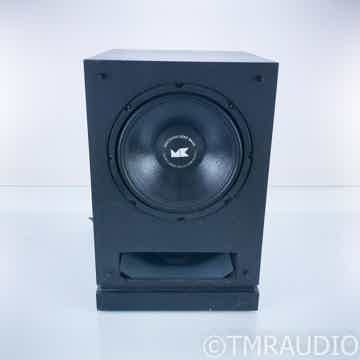 "M&K MX-90 12"" Powered Subwoofer"