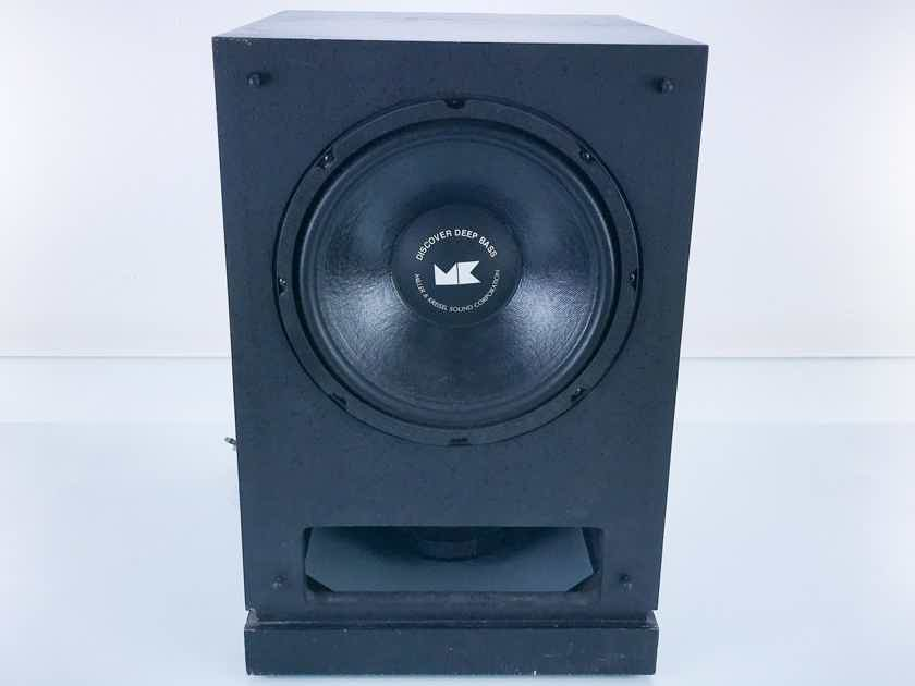 "M&K MX-90 12"" Powered Subwoofer (17774)"