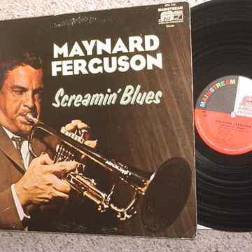 Maynard Ferguson screamin blues lp record stereo MAINSTREAM MRL 316
