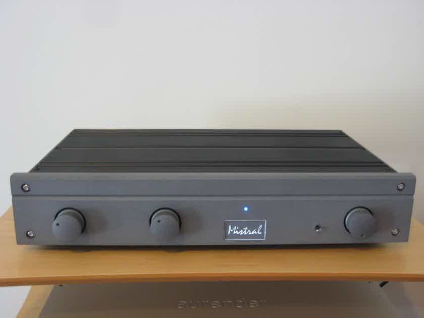 New LFD Mistral Plus Integrated Amplifier with built in MM MC Phono Stage