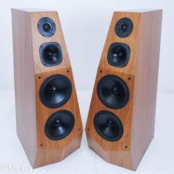 Sony SS-M9 Vintage Floorstanding Speakers Cherry Pair (...