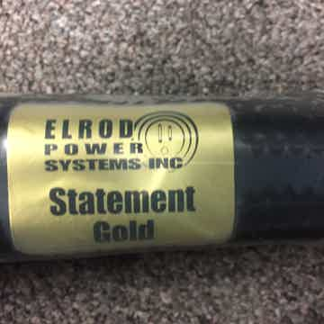 Elrod Power Systems Statement Gold