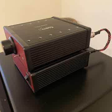 "Digital Amplifier Company Maraschino Cherry ""KING"" STM"