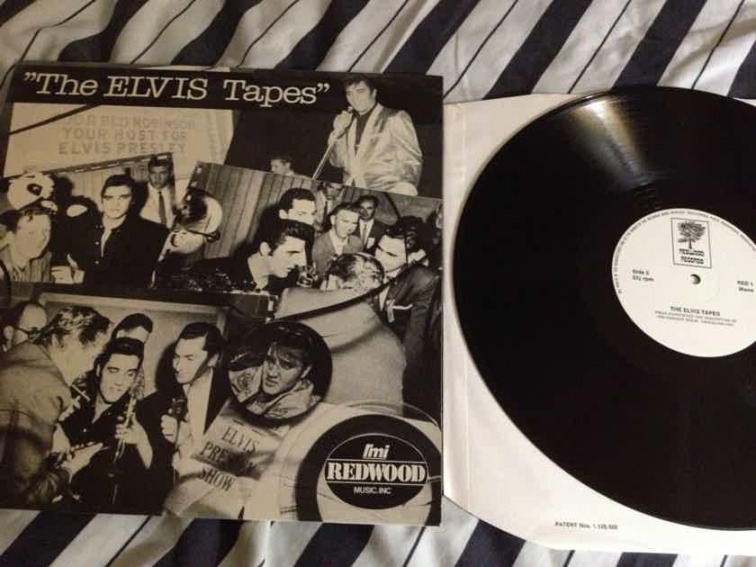 Elvis Presley - The Elvis Tapes Redwood Music Records Vinyl LP NM