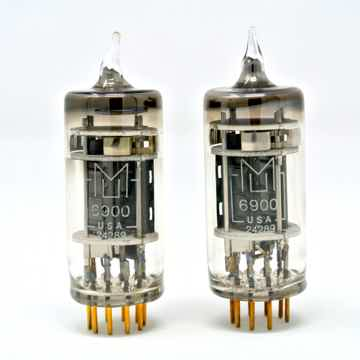 M U 6900 (Bendix type) 5687 7044 substitute vacuum tube...