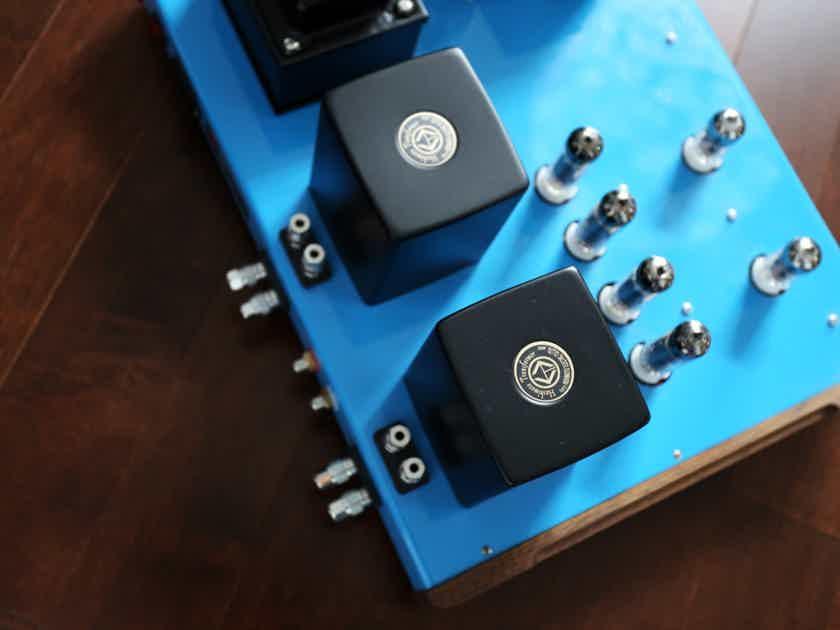 Triode Lab EL84-FFX Sansui/Hashimoto Trans / Porsche Pure Blue