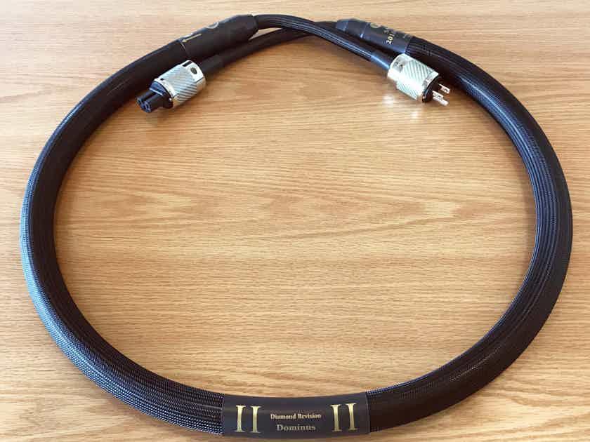 Purist Audio Design Dominus Diamond 1.5 Meter Powercord
