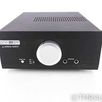 Musical Fidelity M1HPAP Headphone Amplifier