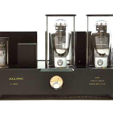 A-5000 300B DHT Mono Tube Power Amplifier