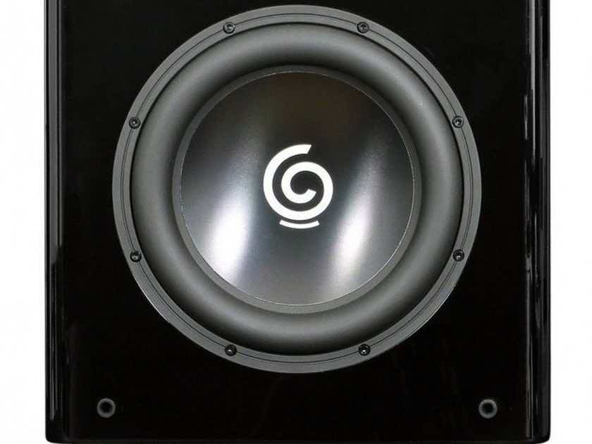 """Sumiko S.10 12"""" Powered Subwoofer; Black; S10 (New - Closeout) (20141)"""